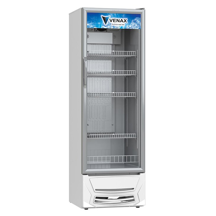 Geladeira/refrigerador 330 Litros 1 Portas Branco - Venax - 220v - Vv330
