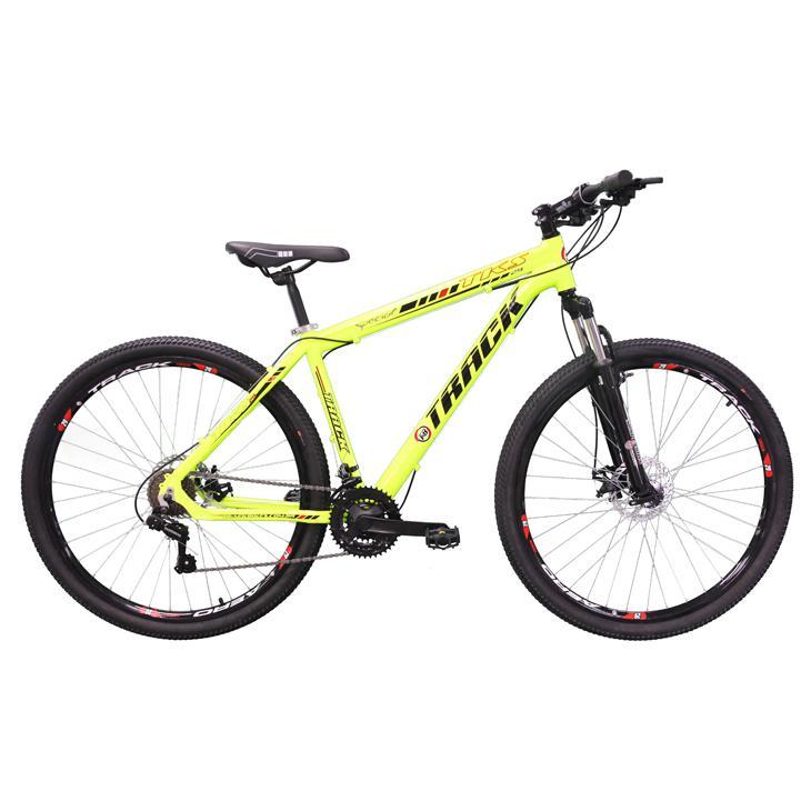 Bicicleta Track&bikes Tks Aro 29 Susp. Dianteira 21 Marchas - Verde
