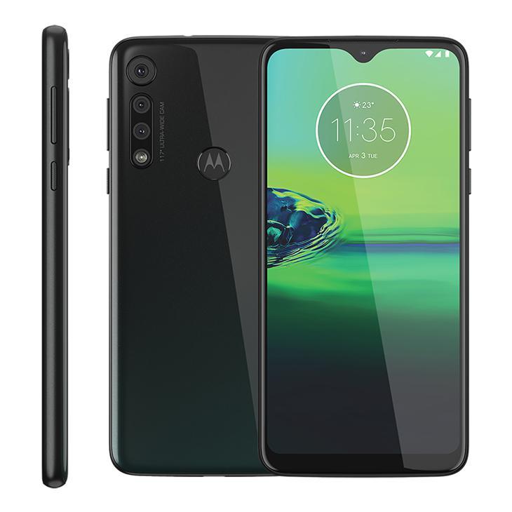 Celular Smartphone Motorola Moto G8 Play Xt2015 32gb Preto - Dual Chip